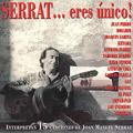 Carátula de 'Serrat... Eres Único!', Antonio Vega (1995)