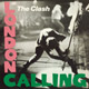 Carátula de 'London Calling', The Clash (1979)