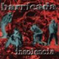 Carátula de 'Insolencia', Barricada (1996)