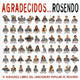 Carátula de 'Agradecidos... Rosendo', Los Enemigos (1997)