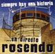 Carátula de 'Siempre Hay una Historia… en Directo', Rosendo (1999)