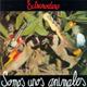 Carátula de 'Somos unos Animales', Rosendo (1991)