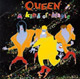 Carátula de 'A Kind of Magic', Queen (1986)