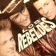 Carátula de 'Más Allá del Bien y del Mal', Los Rebeldes (1988)