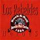 Carátula de 'Héroes', Los Rebeldes (1991)