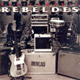 Carátula de 'Básicamente... Rebeldes', Los Rebeldes (1995)