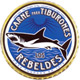 Carátula de 'Carne para Tiburones', Los Rebeldes (1997)