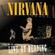 Carátula de 'Live at Reading', Nirvana (2009)