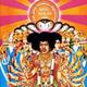Carátula de 'Axis: Bold as Love', Jimi Hendrix (1967)