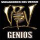+ info. de 'Genios', Violadores del Verso (1999)