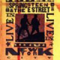 Carátula de 'Live in New York City', Bruce Springsteen (2001)