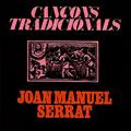 Carátula de 'Cançons Tradicionals', Joan Manuel Serrat (1968)