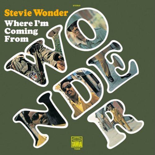 Where I'm Coming From (Motown, 1971), Stevie Wonder :: AudioKat' 2002-2021