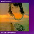 Carátula de 'Mediterráneo', Joan Manuel Serrat (1971)