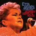 Carátula de 'Burnin' Down the House. Live at the House of Blues', Etta James (2002)