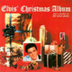 Carátula de 'Elvis' Christmas Album', Elvis Presley (1957)