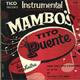 Carátula de 'Instrumental Mambo's', Tito Puente (1955)