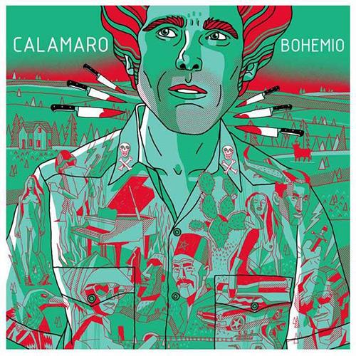 + info. de 'Bohemio', Andrés Calamaro (2013)