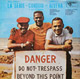 Carátula de 'Danger Do Not Trespass Beyond this Point', Rafael Cortijo y su Combo (1961)