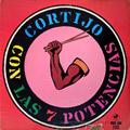 Carátula de 'Con las Siete Potencias', Rafael Cortijo y su Combo (1974)