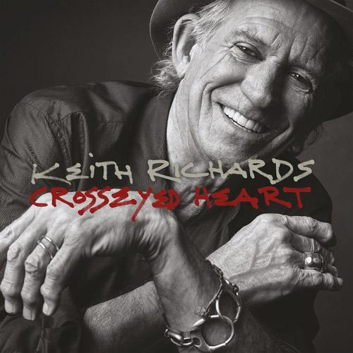 + info. de 'Crosseyed Heart', Keith Richards (2015)