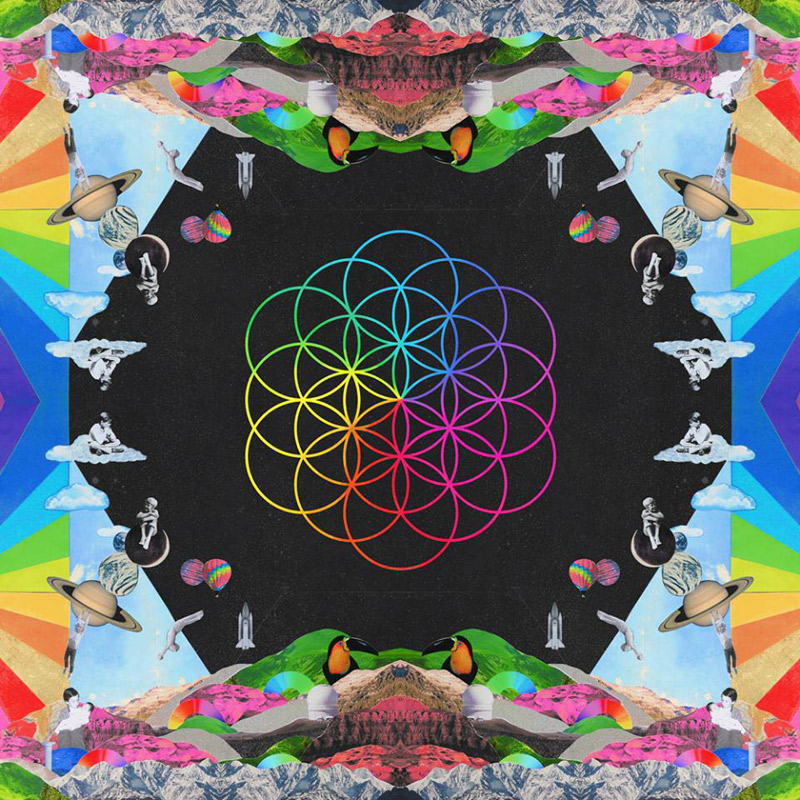 + info. de 'A Head Full of Dreams', Coldplay (2015)