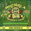 Carátula de 'La Rockola. Insert Coin, Volumen 5', El Flecha Negra (2015)