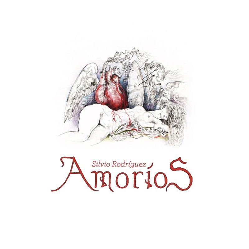 + info. de 'Amoríos', Silvio Rodríguez (2015)