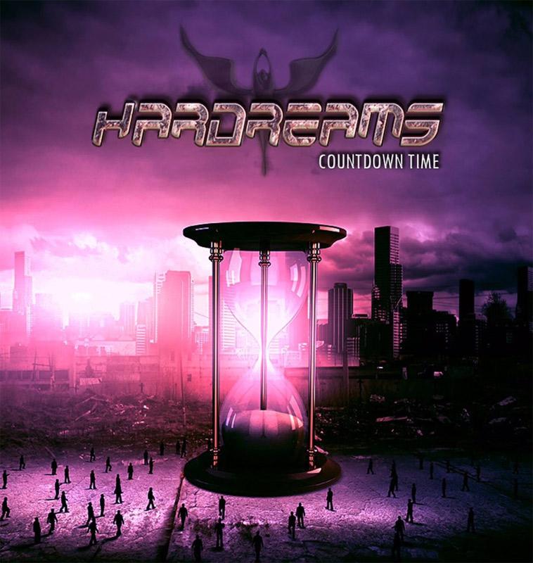 + info. de 'Countdown Time', Hardreams (2016)