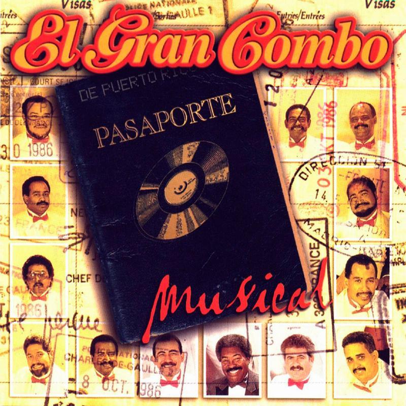 Resultado de imagen para 1998 - El Gran Combo - Pasaporte musical