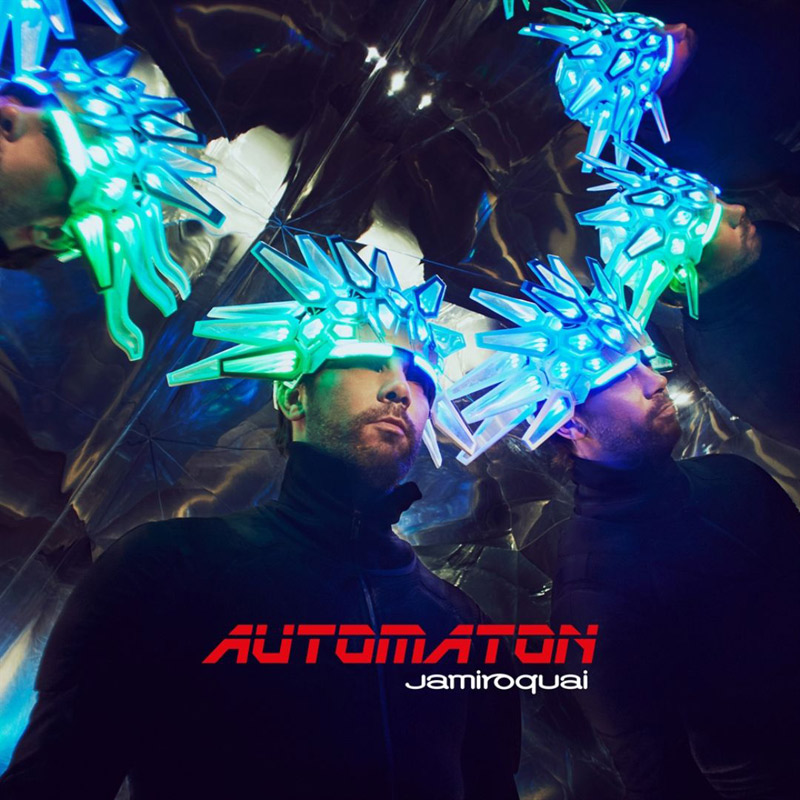 + info. de 'Automaton', Jamiroquai (2017)