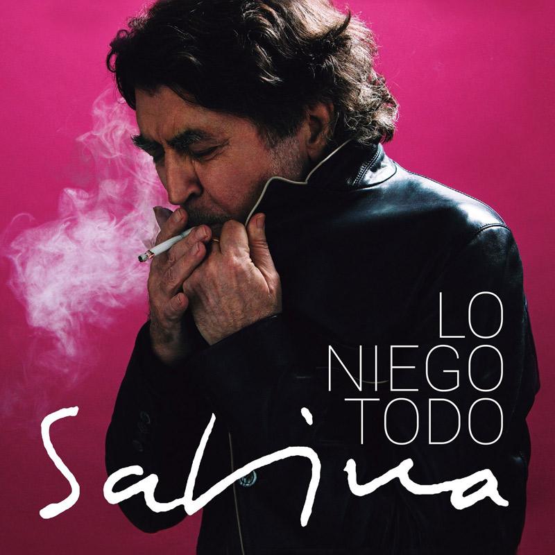 + info. de 'Lo Niego Todo', Joaquín Sabina (2017)