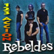 Carátula de '123 Acción', Los Rebeldes (2013)