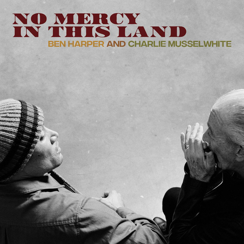 + info. de 'No Mercy in This Land', Ben Harper (banda) (2018)