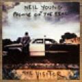 Carátula de 'The Visitor', Neil Young (2017)