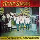 Carátula de 'Tiene Sabor', Orquesta Sensación (1958)