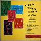 Carátula de 'Cha Cha Cha de Cuba', Orquesta Sensación (1951)