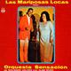 Carátula de 'Las Mariposas Locas', Orquesta Sensación (1975)