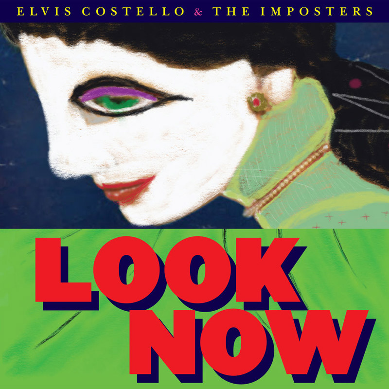 + info. de 'Look Now', Elvis Costello (2018)