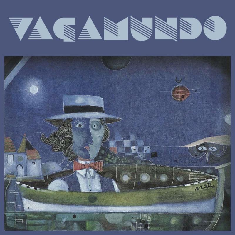 + info. de 'Vagamundo', Santiago Auserón (2018)