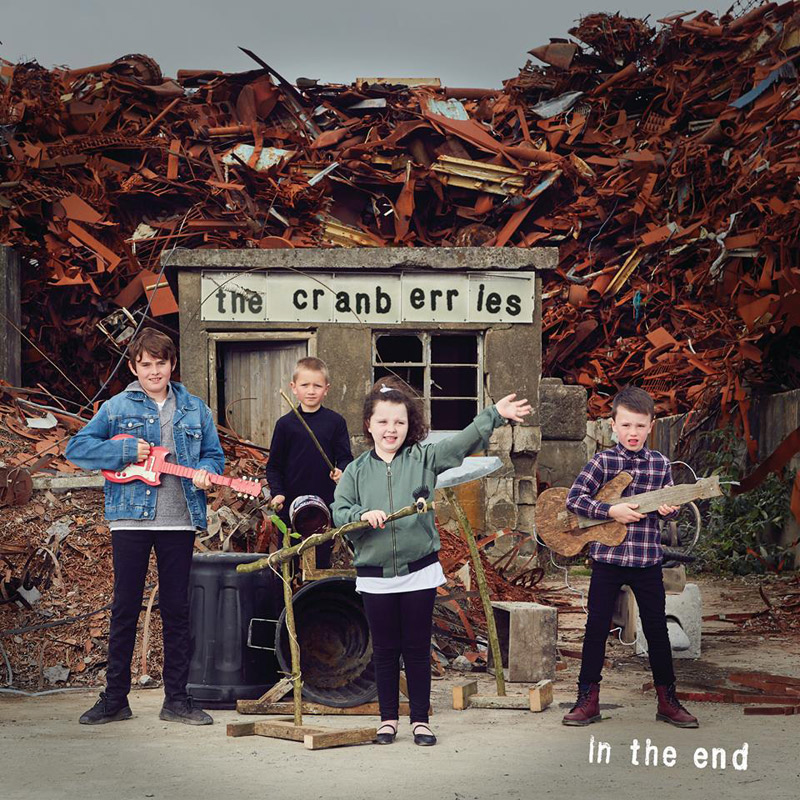 + info. de 'In the End', The Cranberries (2019)