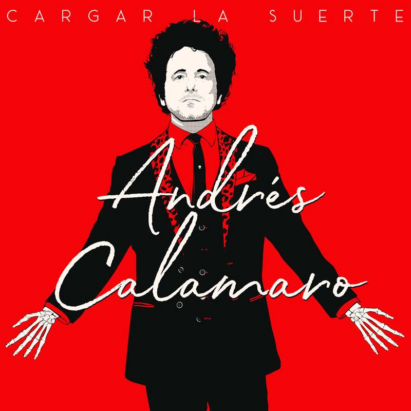 + info. de 'Cargar la Suerte', Andrés Calamaro (2018)