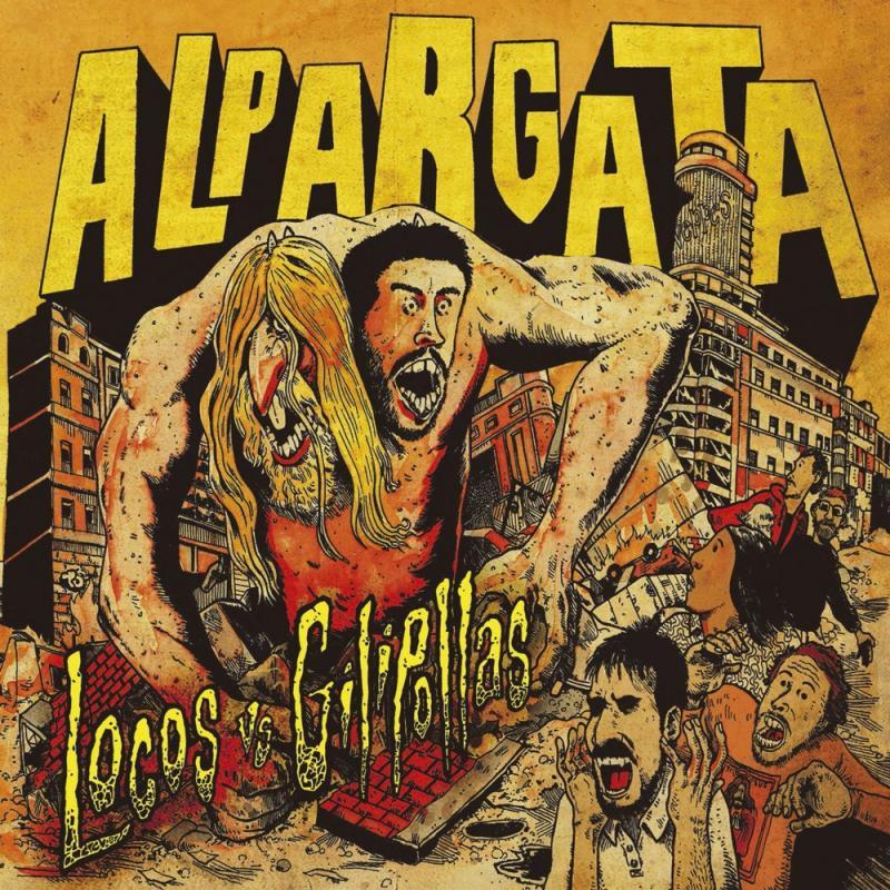 + info. de 'Locos vs Gilipollas', Alpargata (2019)