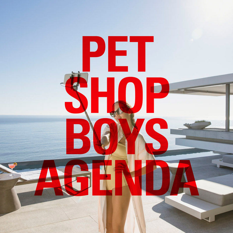 + info. de 'Agenda', Pet Shop Boys (2019)