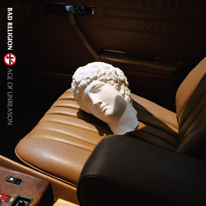 + info. de 'Age of Unreason', Bad Religion (2019)
