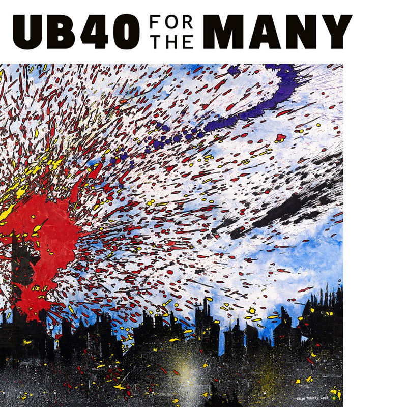 + info. de 'For the Many', UB40 (2019)
