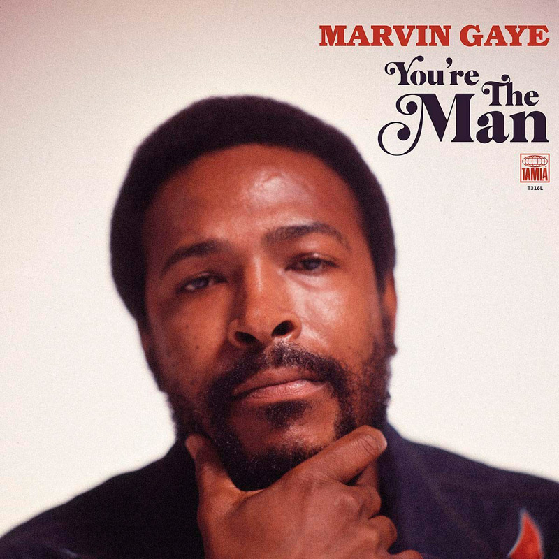 + info. de 'You're the Man', Marvin Gaye (2019)