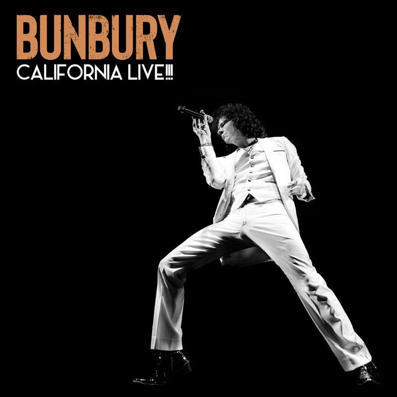 + info. de 'California Live!!!', Enrique Bunbury (banda) (2019)