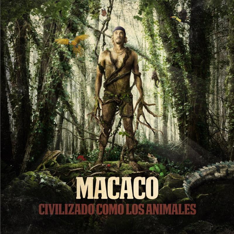+ info. de 'Civilizado como los Animales', Macaco (2019)