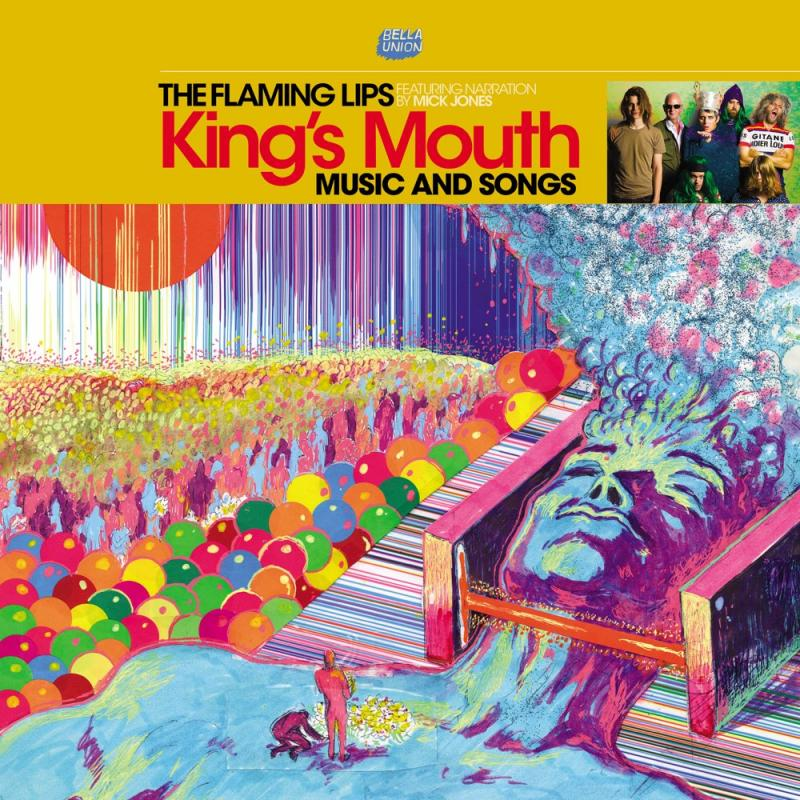 + info. de 'King's Mouth', The Flaming Lips (2019)